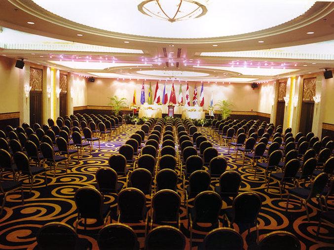 Crowne Plaza Hotel Shanghai Kokoustila