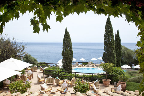 Il Pellicano - Bar Terrace Pool