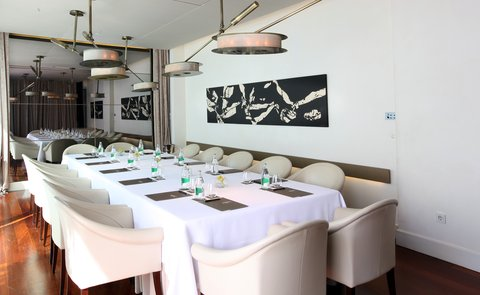 阿布奥西餐厅酒店 - Meeting Room
