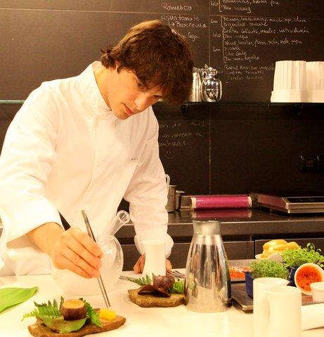 阿布奥西餐厅酒店 - Show Cooking