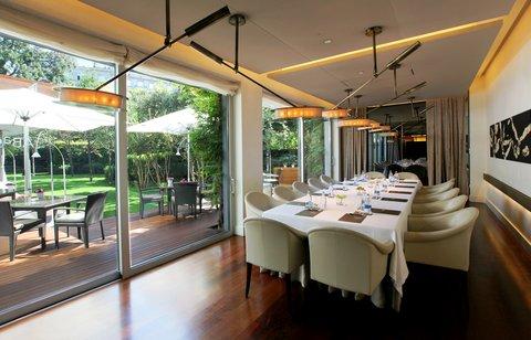 阿布奥西餐厅酒店 - Abac Room