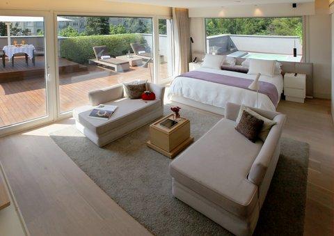 阿布奥西餐厅酒店 - Penthouse Suite