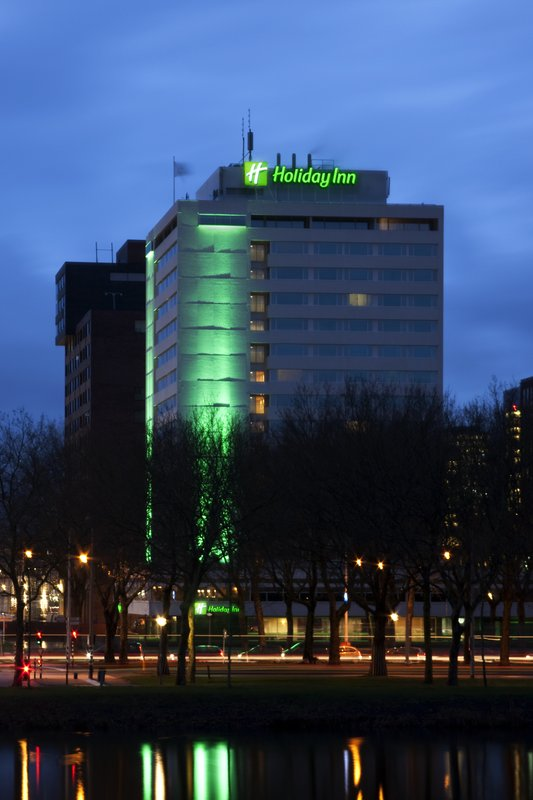 Holiday Inn Amsterdam Exterior view