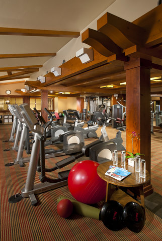 The Lodge at Vail - Fitness Room