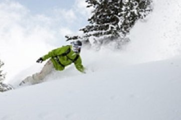 Rainbow Motel - snowboard
