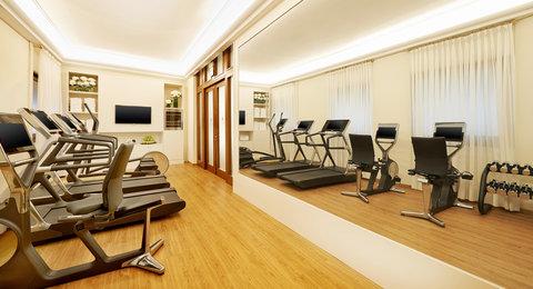 فندق دانييلي - Fitness Center