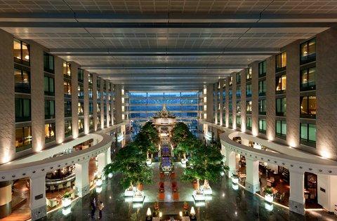 曼谷素萬那普機場諾富特酒店 - Exterior