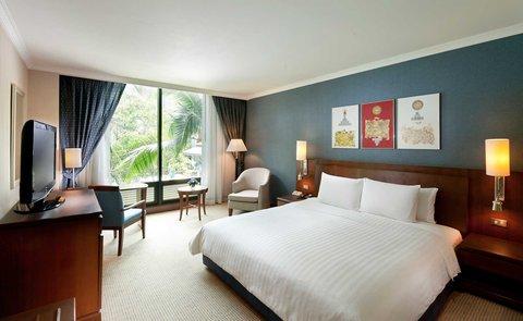 曼谷素萬那普機場諾富特酒店 - Guest Room