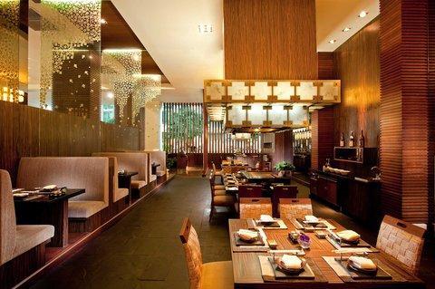 曼谷素萬那普機場諾富特酒店 - Restaurant