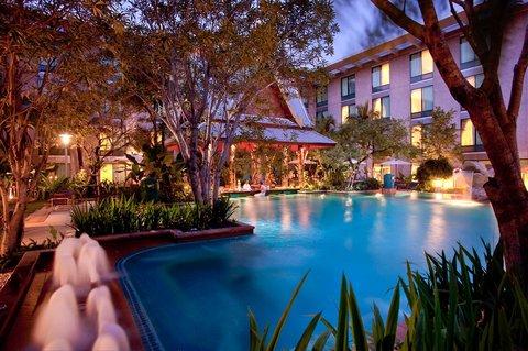 曼谷素萬那普機場諾富特酒店 - Recreational Facilities