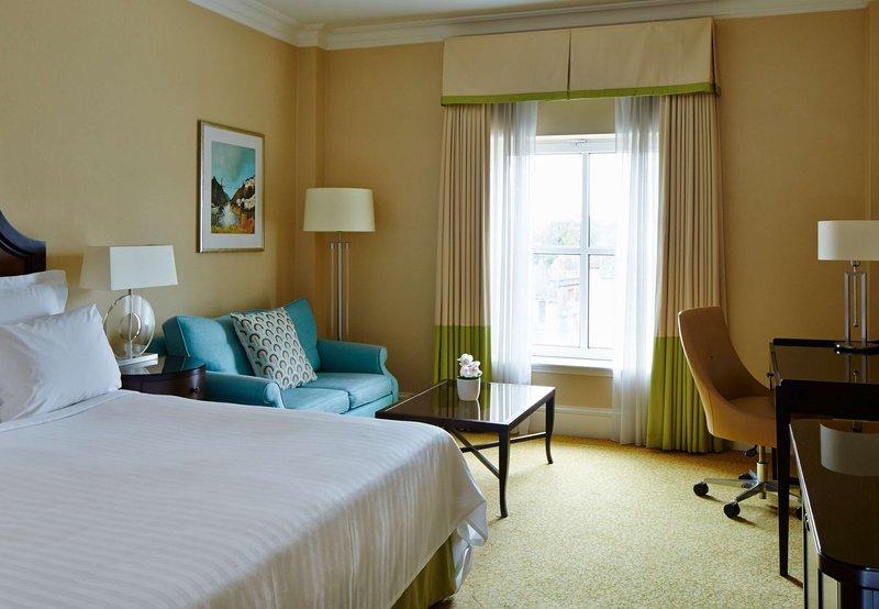Marriott Bristol Royal Hotel Szobakilátás