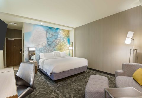Courtyard Buffalo Downtown/Canalside - King Guest Room