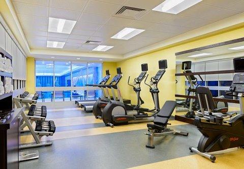 Courtyard Buffalo Downtown/Canalside - Fitness Center