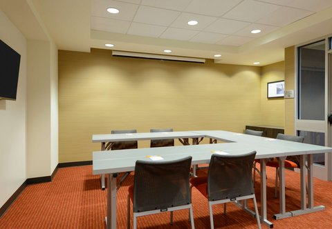 Courtyard Buffalo Downtown/Canalside - Canalside Meeting Room