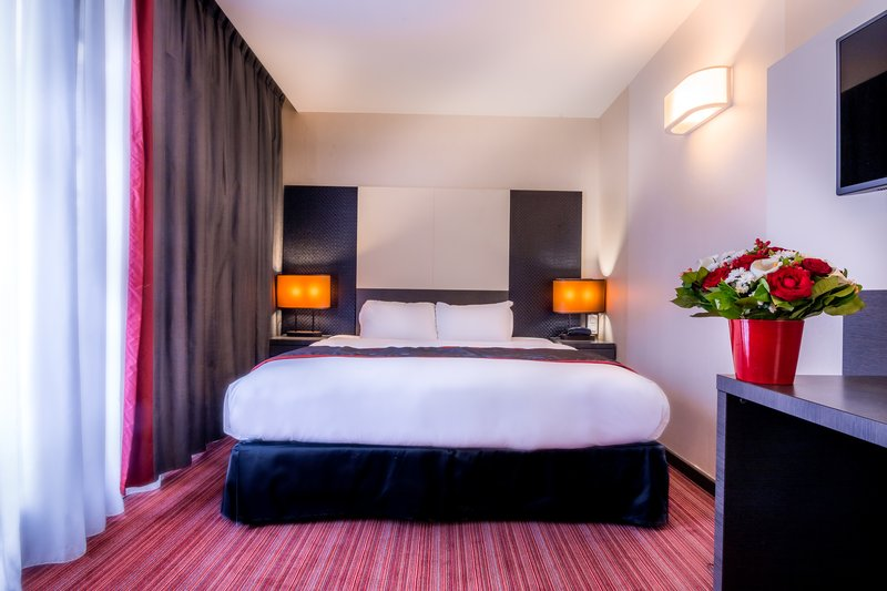 Holiday Inn Paris Montparnasse-Av.Du Maine Chambre