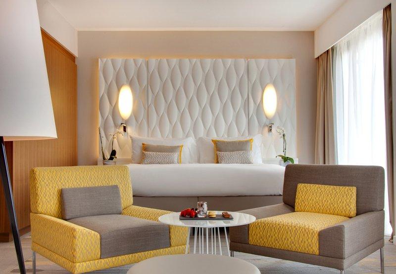 Renaissance Aix-en-Provence Hotel Zimmeransicht