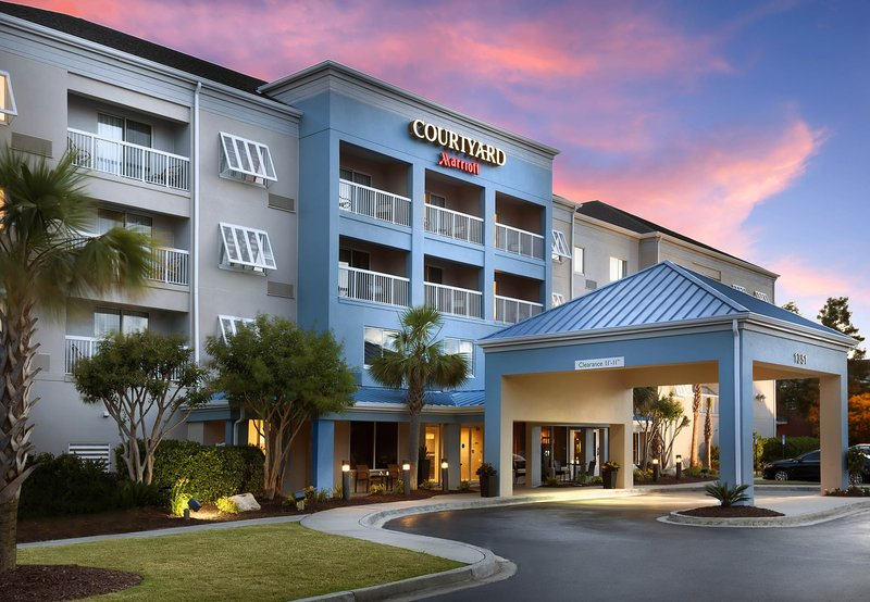 Courtyard Myrtle Beach Broadway Exterior view