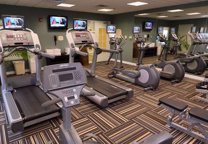 Residence Inn Waynesboro Fitness Club