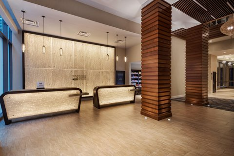 Homewood Suites by Hilton New York Midtown Manhattan Times Square South NY - Front Desk