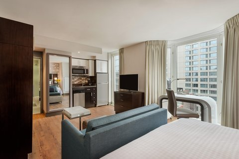 Homewood Suites by Hilton New York Midtown Manhattan Times Square South NY - King Studio