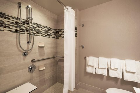 Homewood Suites by Hilton New York Midtown Manhattan Times Square South NY - Accessible Bathroom