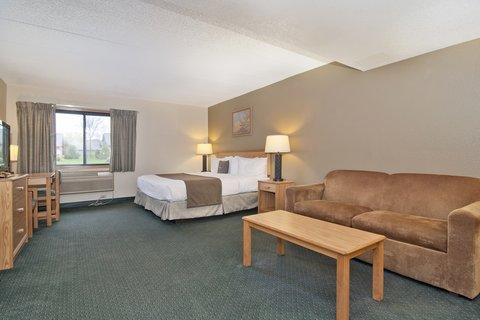 Boarders Inn Faribault - fam suite 3