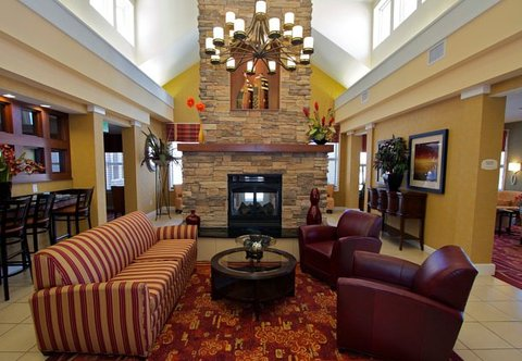 Residence Inn Bryan College Station - Lobby