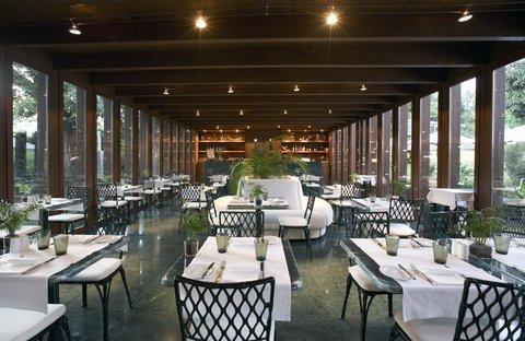 Quinta da Casa Branca - Garden Pavilion Restaurant