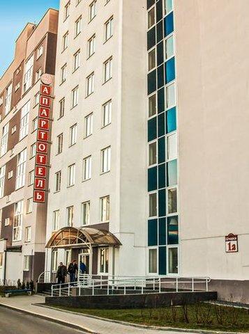 Comfort Apart Hotel - Exterior