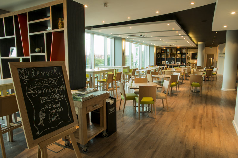Holiday Inn London - West Gastronomía