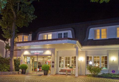 漢堡機場萬豪庭院酒店 - Entrance