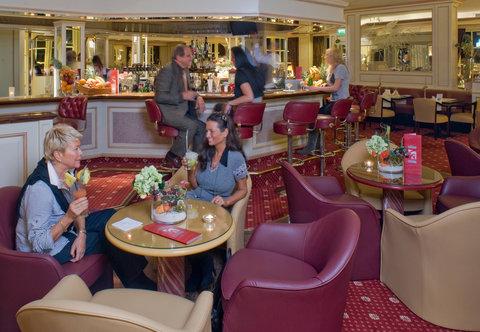 漢堡機場萬豪庭院酒店 - Bar Saturn