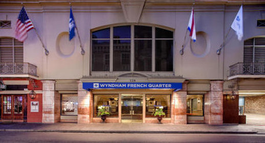 Wyndham-French Quarter - New Orleans, LA