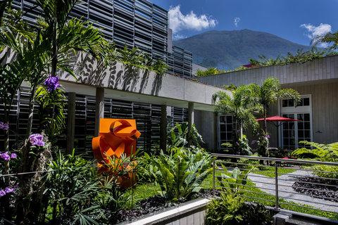 Cayena-Caracas Hotel Caracas - Patio