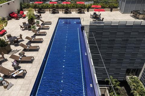 Cayena-Caracas Hotel Caracas - Pool