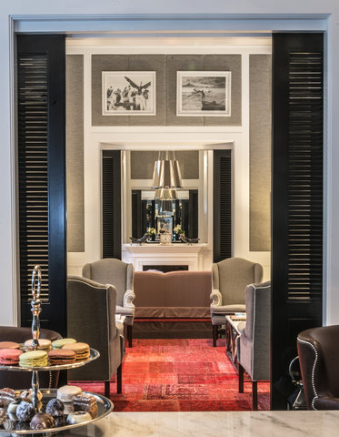 Cayena-Caracas Hotel Caracas - Social Living Rooms