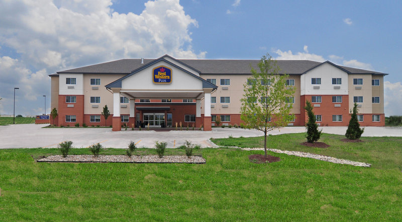 BEST WESTERN PLUS PATTERSON PK