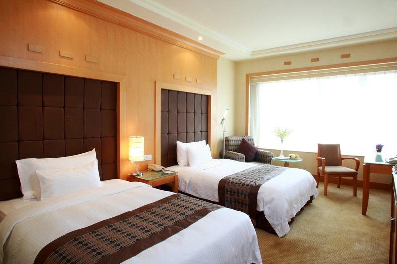 Crowne Plaza Hotel Shanghai Huonenäkymä