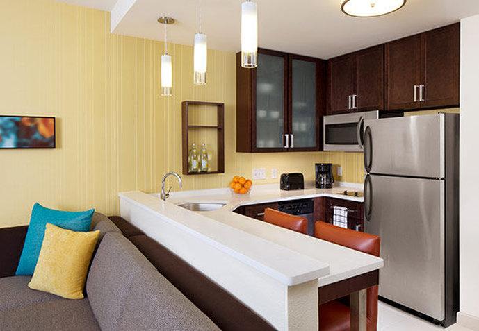 Residence Inn Atlanta Midtown/Historic Вид в номере