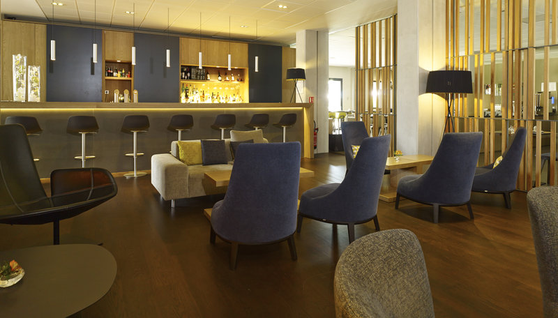Holiday Inn Express Toulouse Airport Bar/Lounge
