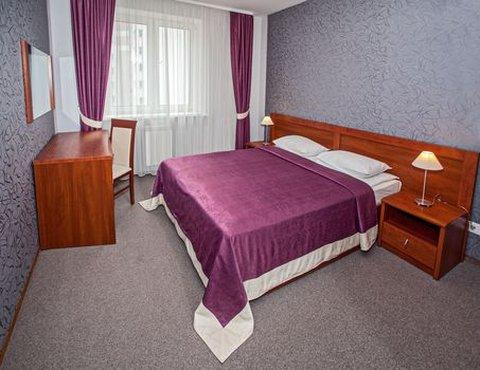 Comfort Apart Hotel - One Bedroom Standard Double room