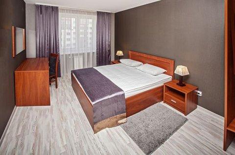 Comfort Apart Hotel - One Bedroom Optima Double room