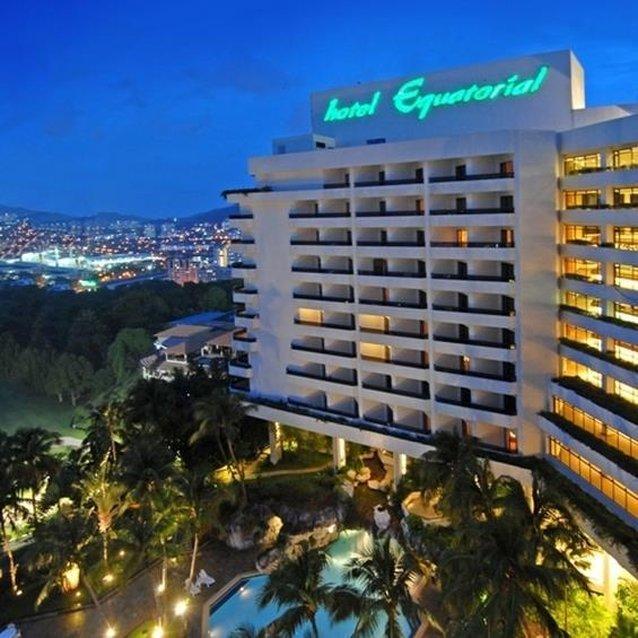 Hotel Equatorial Penang 外景