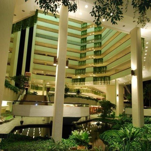Hotel Equatorial Penang 前厅