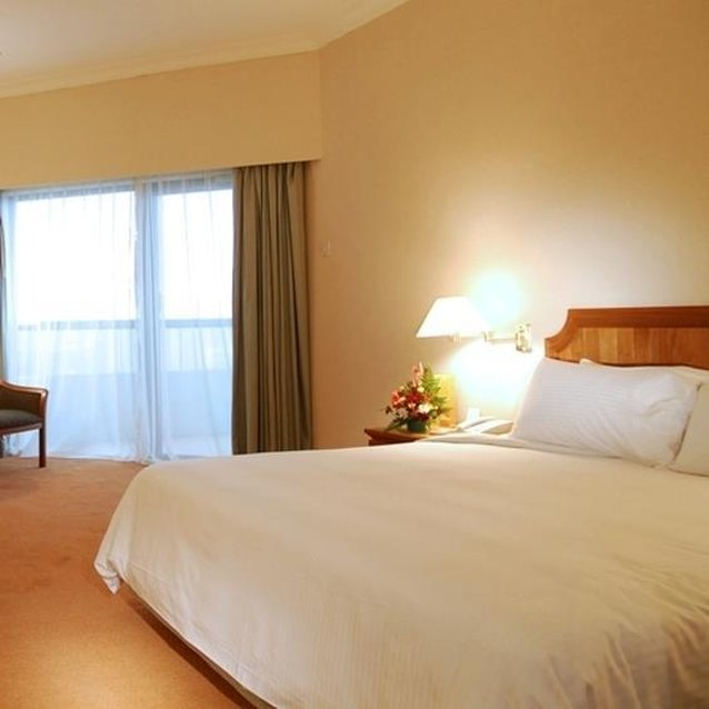 Hotel Equatorial Penang 客房视图