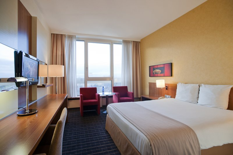Crowne Plaza Hotel Antwerp 客房视图