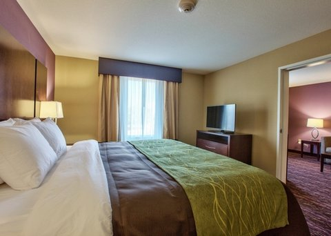 Comfort Inn & Suites Dothan - ALSuite With Kitchenette