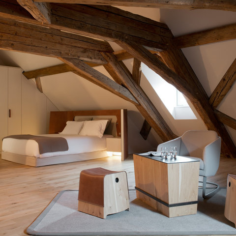 Hotel Les Haras - Room