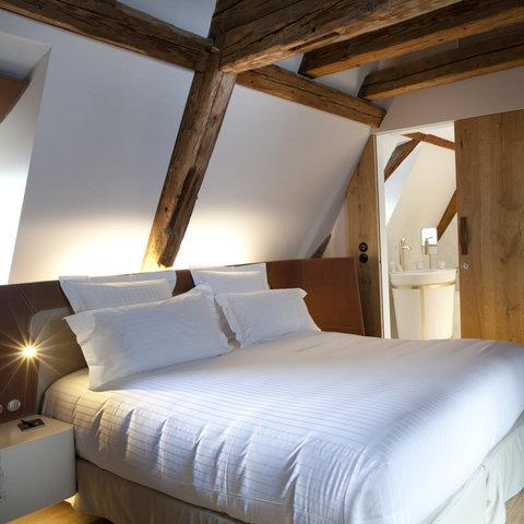 Hotel Les Haras - Deluxeroom