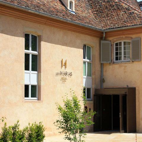Hotel Les Haras - Entrance